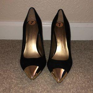 Jessica Simpson Pointed Toe Heels